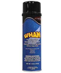 WHAM Foaming Citrus Degreaser