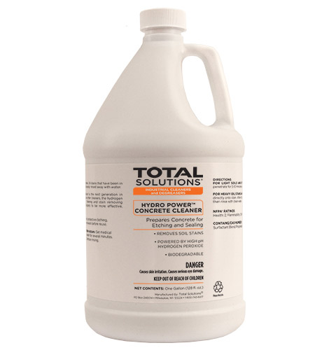 HYDRO POWER CONCENTRATE CLEANER